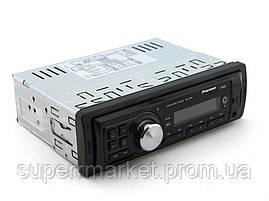 Автомагнитола Pioneer 2022 копия, car MP3 200W  4*50W  с дистанционкой, фото 3