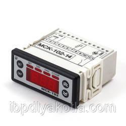 Новатек МСК-102 контроллер температурный, датчики температуры в стоимость не входят
