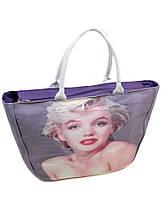 Пляжная сумка Podium PC 9139-1 navi, синяя