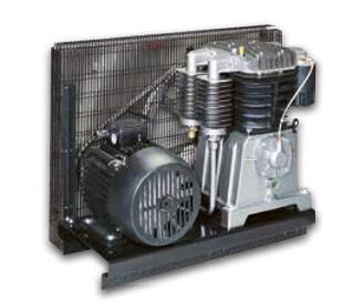 Компрессор поршневой FIAC ABB 515 T (380V) (пр-сть 482 л/мин/ без ресивера) FIAC 1122030084 (Италия)