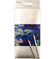 """Набор цветных карандашей 12 цв. MARCO """"Raffine"""" 7100-12/191701"""
