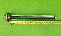 """Тен прямий нержавійка 2000W """"контакти-шпильки"""" / на різьбі 1 1/4"""" (1,25"""") / довжина L = 290мм Balcik,Туреччина, фото 1"""