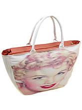 Пляжная сумка Podium PC 9139-1 white