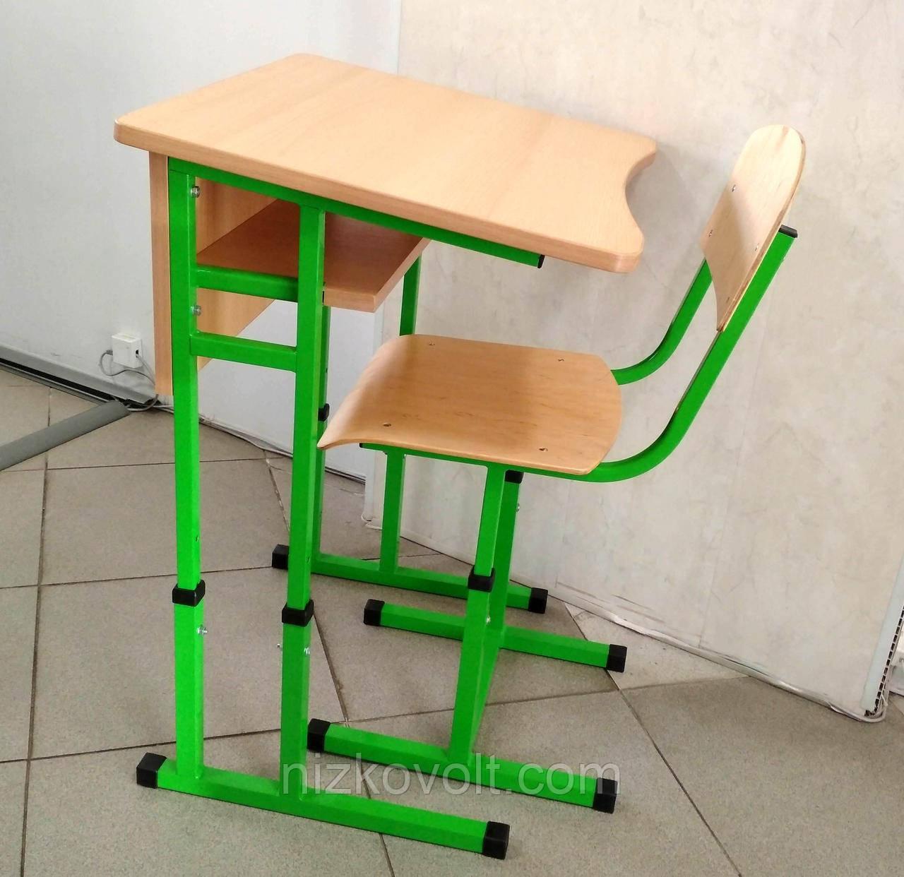 Комплект детской мебели для школы (парта со стульчиком) № 3-5