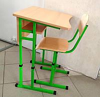Комплект детской мебели для школы (парта со стульчиком) № 3-5, фото 1