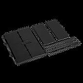 Складной мангал чемодан на 6 шампуров
