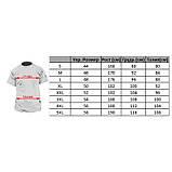 """3D  мужская футболка с принтом """"крылышко"""" в цвете  серый меланж, фото 3"""