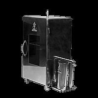 Коптильня холодного копчения нержавейка (66х38х31), фото 1
