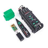 MS6813 кабельный тестер, тестер витой пары, BNC и поиск проводки Mastech