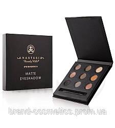 Тени для век Anastasia Beverly Hills Matte Eyeshadow ( Палитра №1)