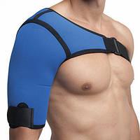 Бандаж плечевого сустава неопреновый левый/правый Алком 4027, 1,2,3,4,5 размер