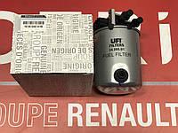 Фильтр топливный  на Рено Каджар  1.5 dCI K9K  Renault (оригинал) 164004EA1B , фото 1