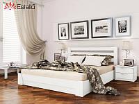 Деревяная кровать Селена