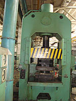 ДГ2436А- Пресс гидравлический для изготовления изделий из пластмасс, усилием 400т, фото 1