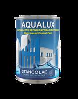 Краска по металлу и дереву на водной основе Aqualux 2040 полуматовая, Stancolac 0,75 л