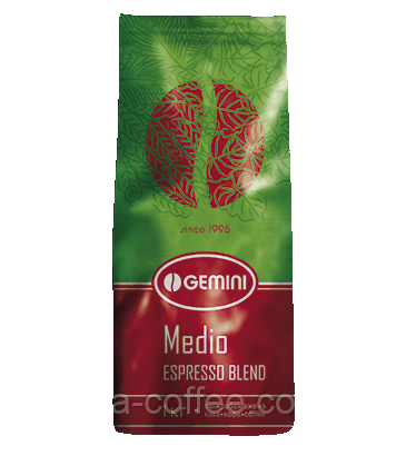 Кофе в зернах Espresso Medio