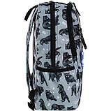 Женские рюкзаки Bagland Young 13 л, размер 35*25*15 см, фото 3