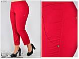 Летние женские брюки Размер: 52-62, фото 2