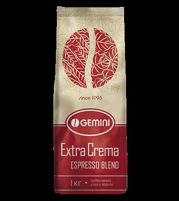 Кофе в зернах Extra Crema