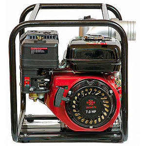 Пожарная мотопомпа WEIMA WMQGZ80-30