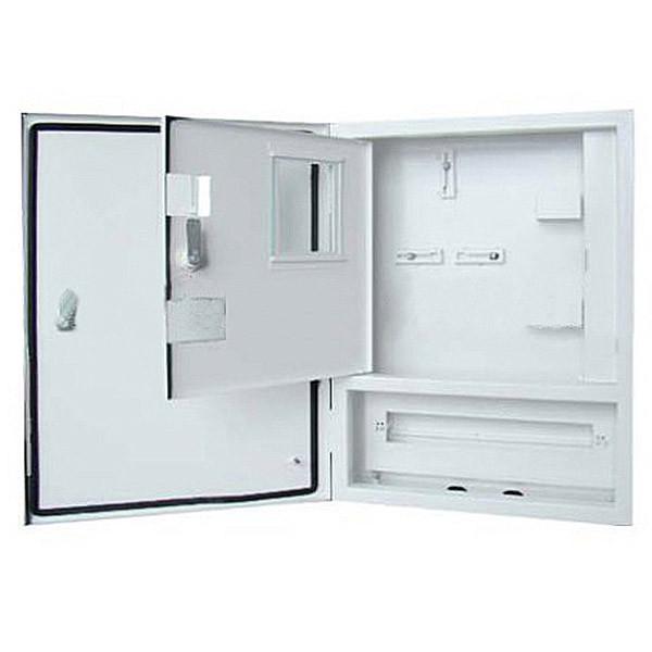 Ящик учета и распределения электроэнергии ЯУР-1Н-4Э (стандарт) навесной, 270x300x95