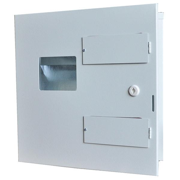 Ящик учета и распределения электроэнергии ЯУР-3Г-14Л навесной, 410x415x157