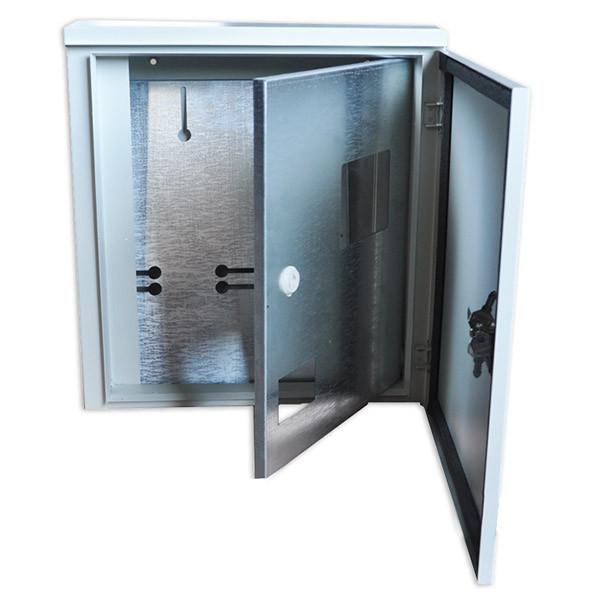 Ящик учета и распределения электроэнергии ЯУР-3Г-12 навесной, 400x445x150