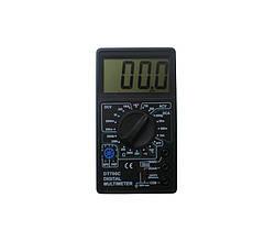 Цифровой мультиметр Digital DT700C (со звуком+температура)