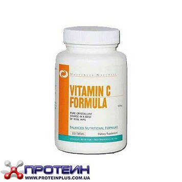 Vitamin C Formula (100 tabs) Universal