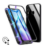 Магнитный чехол для Huawei P Smart 2019 Magnetic Case (3 Цвета)