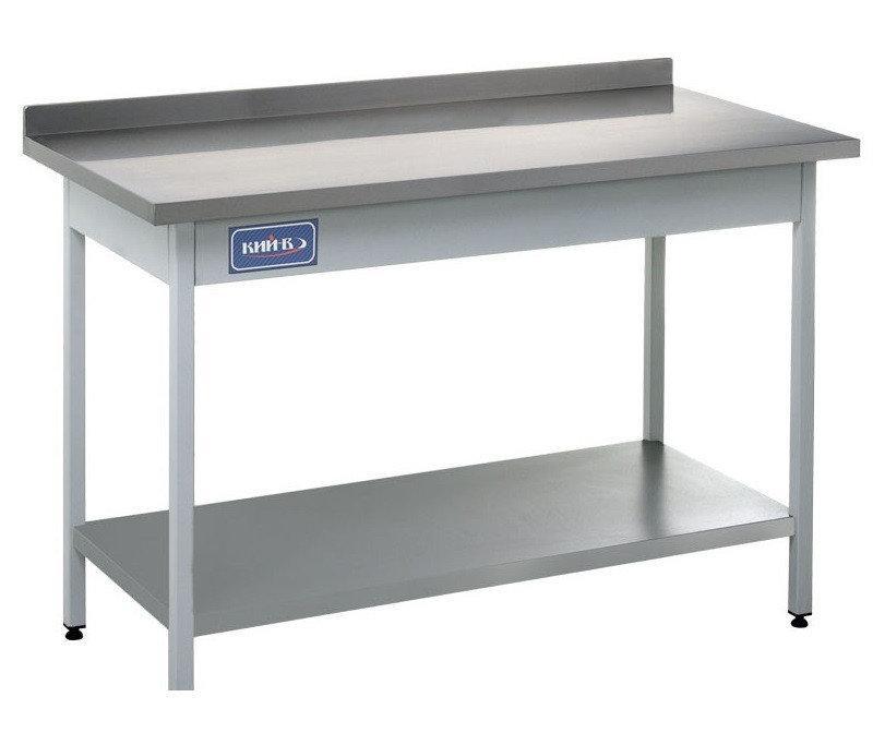 Стол производственый СП-2 КИЙ-В (разделочный 600х1000)