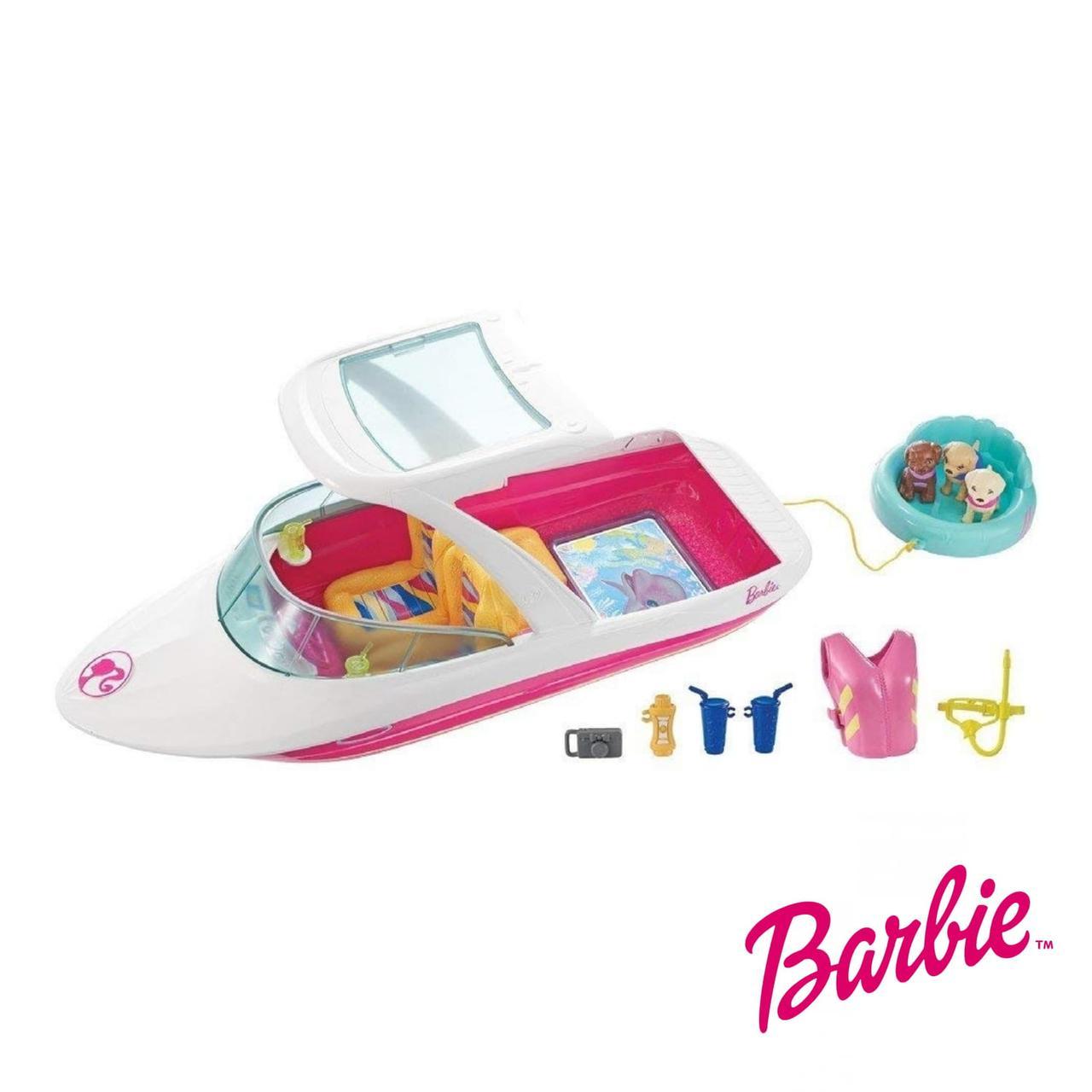 Катер для Барби Магия дельфинов Barbie Dolphin Magic Ocean View Boat