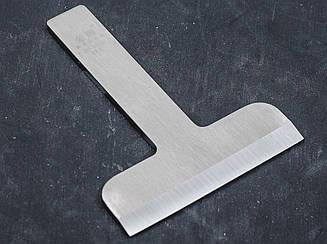 Нож прорубной для кожи (87-1526), р. 87.5мм
