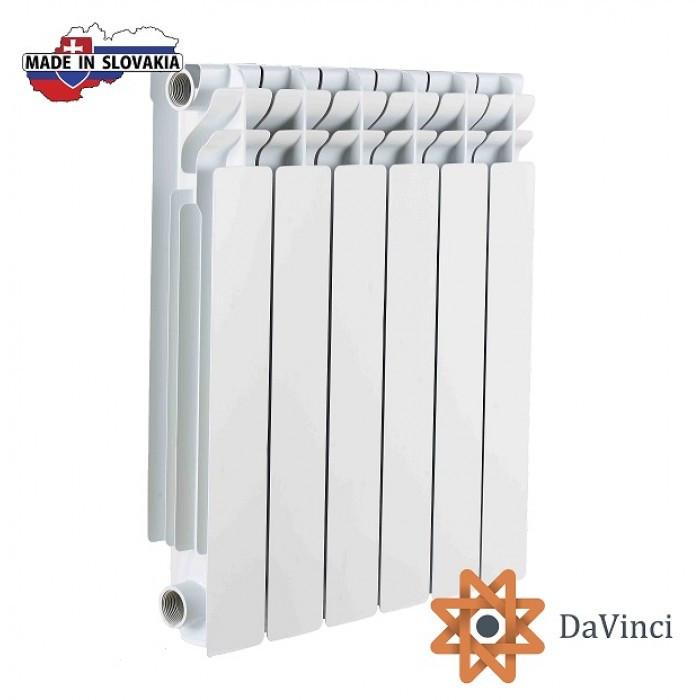 Биметаллический радиатор DaVinci 500/100
