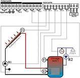 Контроллер для солнечных систем SR868C8, фото 2