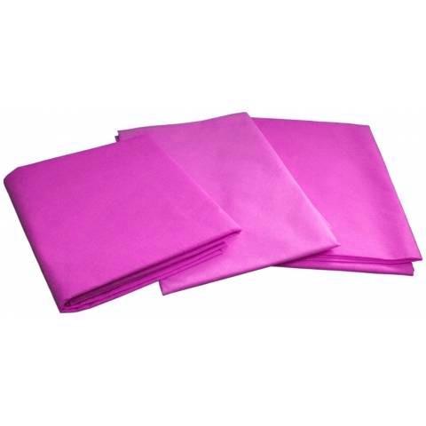 Одноразовые простыни в пачке Спанбонд Doily 25 г/м² 0,6x2 м 20 ШТ/УП Розовые