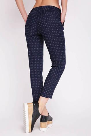 Женские короткие брюки темно-синие, фото 2