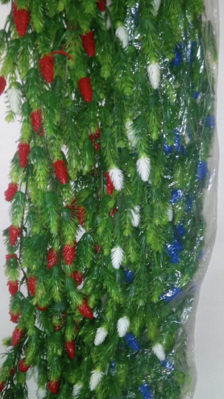 Пластиковая лиана хмель