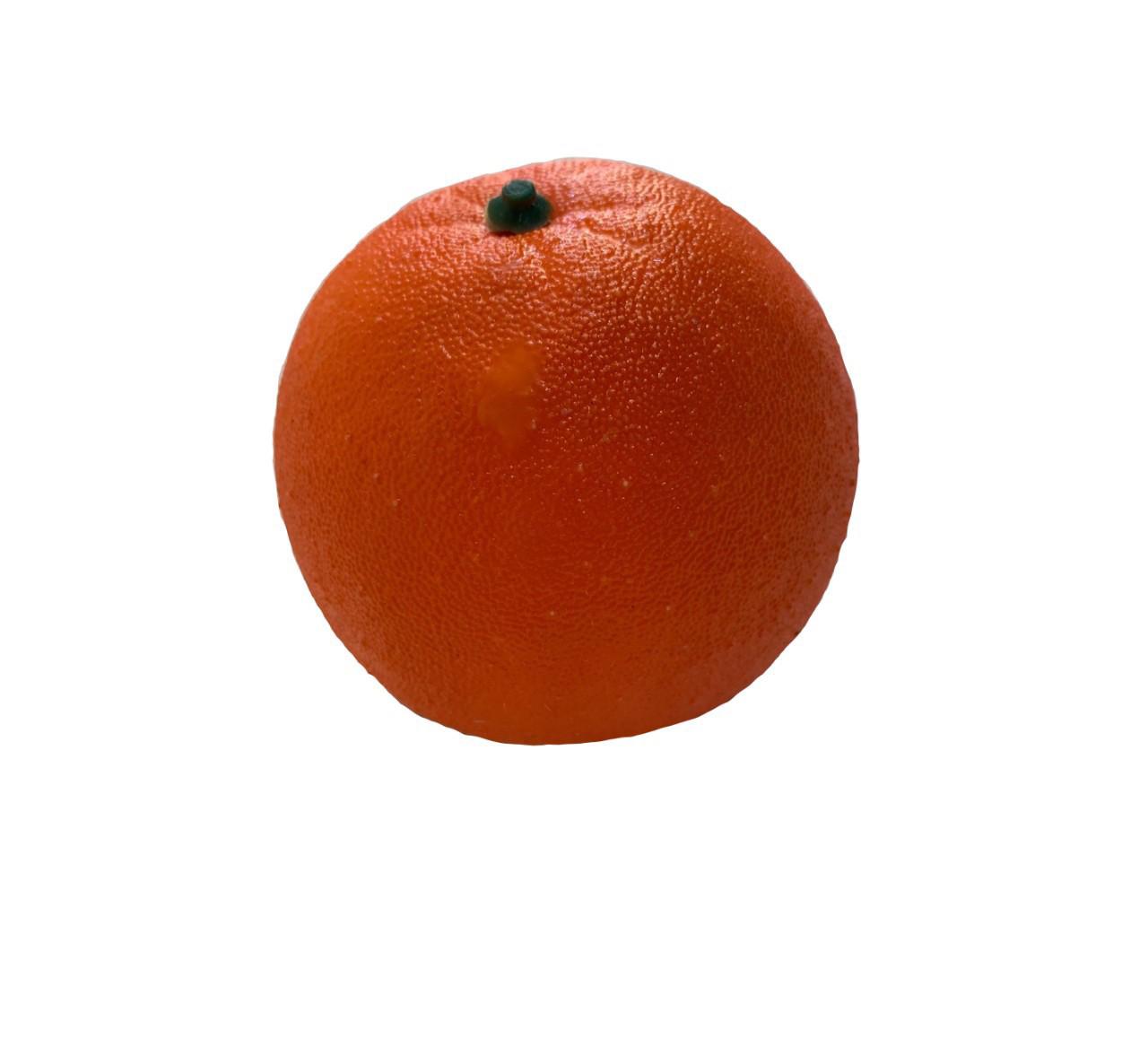 Искусственный фрукт-апельсин,муляж апельсина,апельсин для декора.