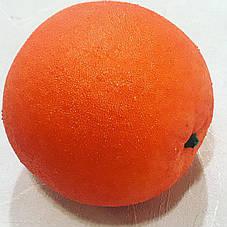 Искусственный фрукт-апельсин,муляж апельсина,апельсин для декора., фото 3