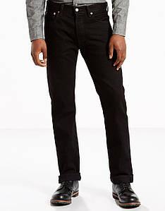 Мужские джинсы Levi's Men's 501 Original Fit Jeans Black