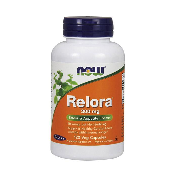 Relora 300 mg (120 veg caps) NOW