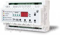 Новатек ТР-100 температурне реле для захисту сухих трансформаторів