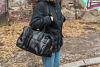 Мужская кожаная дорожная сумка mod.Groover, фото 1