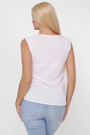 """Жіноча біла футболка з принтом Ловець снів """"Classic"""", фото 2"""