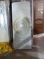 Бронированные двери со вскрытыми петлями Exclusive