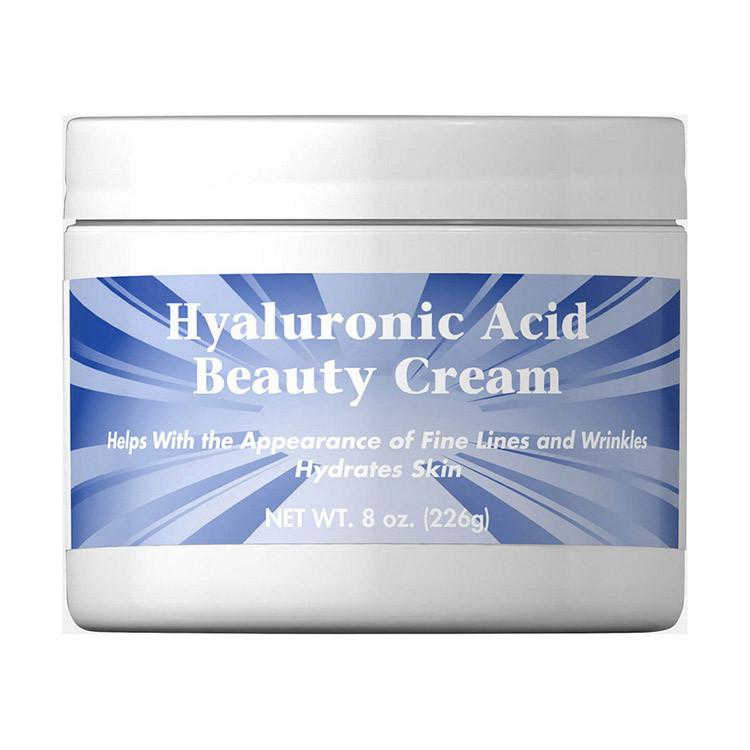 Hyaluronic Acid Beauty Cream (226 g) Puritan's Pride