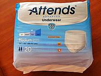 Подгузники-трусы для взрослых Attends, Medium, фото 1