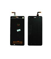 Дисплей Модуль Xiaomi Mi4/Mi4x с сенсором (тачскрином) Black Original