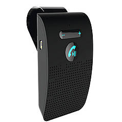 ➢Громкая связь для автомобиля Lesko SP09 Bluetooth 4.2 свободные руки Блютуз-гарнитура Батарея 550 mAh